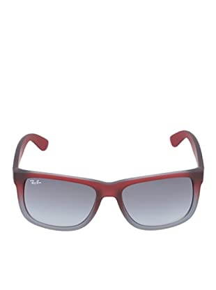 Ray Ban Sonnenbrille Justin RB 4165 856/11 rot