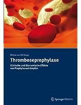Thromboseprophylaxe Klinische und ökonomische Effekte von Prophylaxestrümpfen