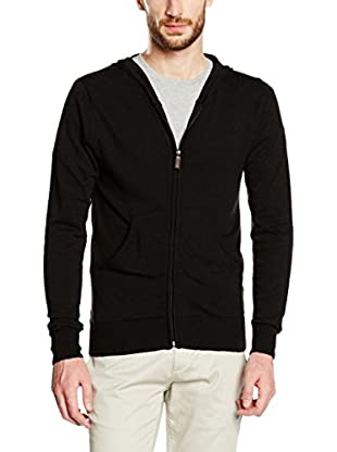 William De Faye Chaqueta Punto Poches Int Col Bi Couleur