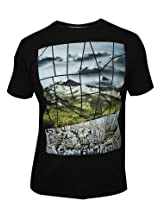 Spykar Black Casual T-Shirt