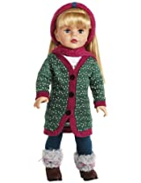 """Madame Alexander Sweater Dressing 18"""" Doll, Favorite Friends Collection"""
