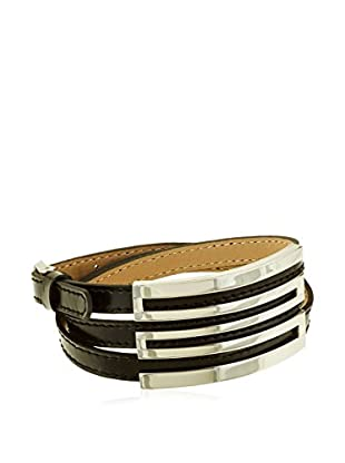 TORRENTE Armband Labyrinthe Black