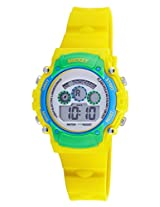 Disney Digital Multi-Color Dial Children's Watch - 1K2314P-MC-001YW