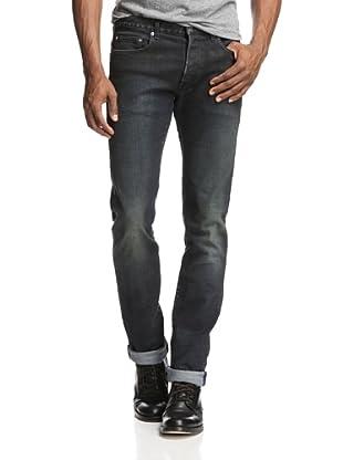 Dior Men's Skinny Jeans (Grey)