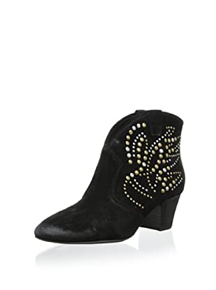 Ash Women's Spirit Ankle Boot (Black)