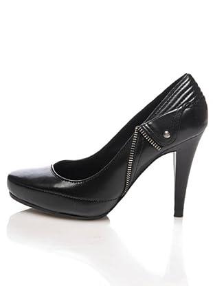 CAFèNOIR Zapatos Liso (negro)