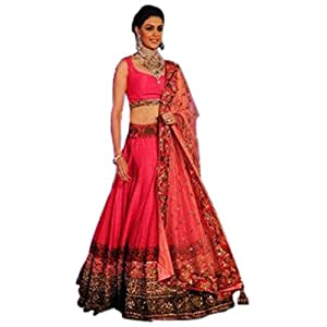Exquisite Designer Bollywood Replica lehenga Saree FM-96009