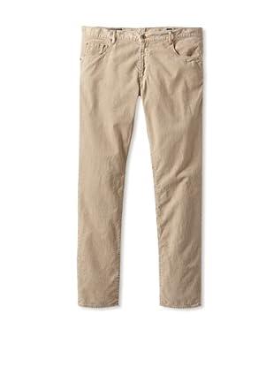 Façonnable Tailored Denim Men's Corduroy Pant (Khaki)