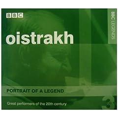 BBC オイストラフの協奏曲録音集の商品写真