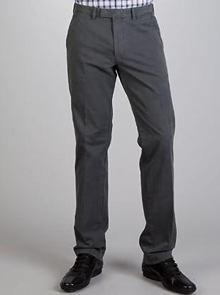 Hugo Boss Pantalón Liso (gris)