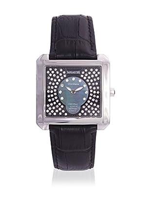 Lancaster Uhr mit Miyota Uhrwerk Grandame Carré Leather  35 mm