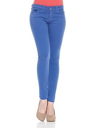 Pepe Jeans London Pantalón Ritz (Azul Claro)