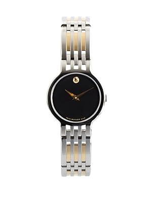 Movado Women's 606045 Esperanza Two-Tone Stainless Steel Watch