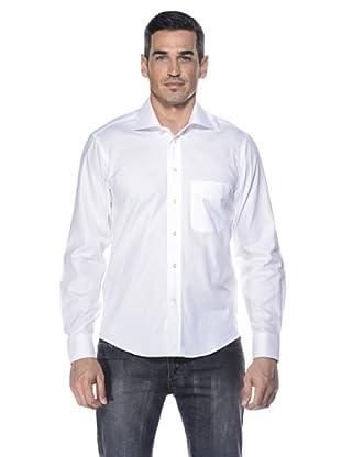 Camicissima Camisa Extra Slim Fit (Blanco)