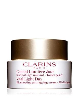 Clarins Crema Facial de Día Capital Lumiere 50 ml
