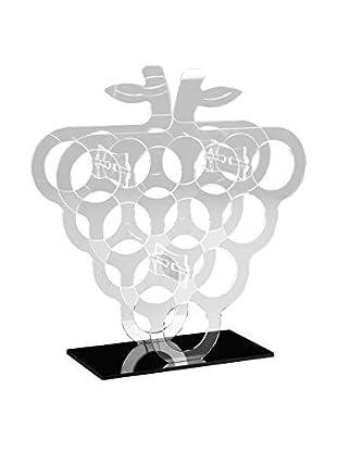 Emporium Flaschenregal/Flaschengestell transparent