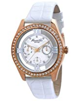Kenneth Cole  Analog White Dial Women's Watch - IKC2794