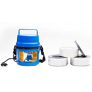 Power Plus H06BL Electric Hot Lunch Box