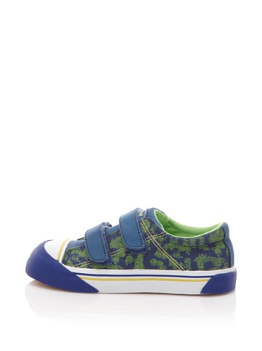 umi Action Fashion Sneaker (Toddler/Little Kid) (Blue Multi)