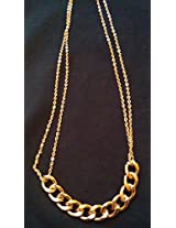 Elegant Gold Chain Necklace