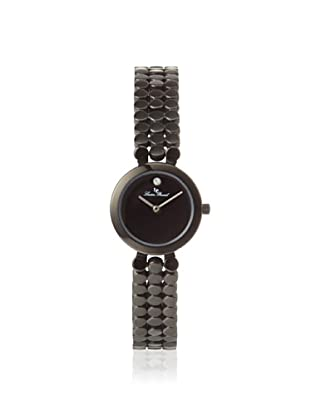 Lucien Piccard Women's LP-100006-BB-11 Black Ion-Plated Watch