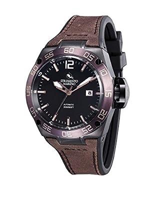 Strumento Marino Reloj Defender Automatic SM104L-BK-NR-MR