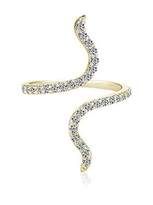 Diamond Style Ring Entwine