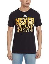 adidas Men's Cotton T- Shirt