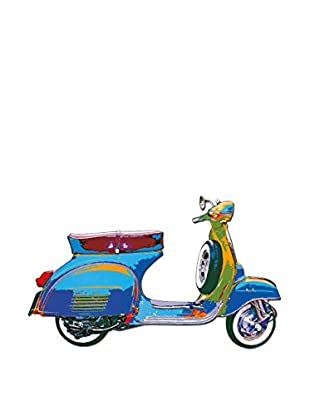 ARTOPWEB Panel Decorativo Salvini Pop Vespa II