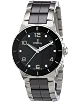 Festina Watches F16531/2 Black Ceramic - F16531/2