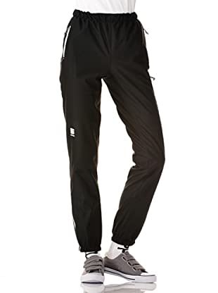 Sportful Pantalón Crosscountry St. Moritz (Negro)
