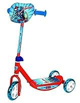 Smoby Sportster Scooter - 3 Wheels, Orange