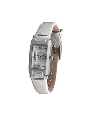 ARMAND BASI A0941L01 - Reloj Señora mov cuarzo correa piel blanca