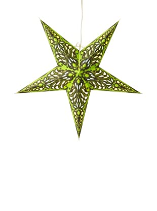 Starlightz Mercury Paper Light, Green
