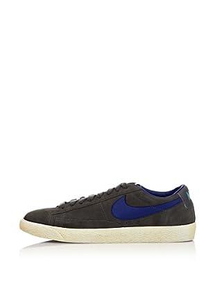 Nike Zapatillas Blazer Low Prm Vntg (Gris / Azul)
