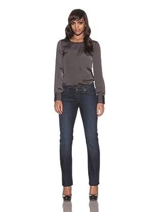 4 Stroke Women's Roxxy Straight Jeans (Stereo/Indigo)