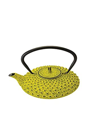 BergHOFF Studio 0.84-Qt. Cast Iron Teapot, Yellow