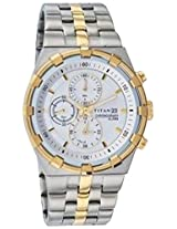 Titan Regalia Men's Analogue Watch NE1537BM01