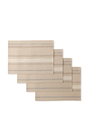 Winkler Set of 4 Paint Placemats (Natural)