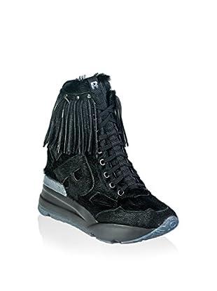 Ruco Line Sneaker Zeppa 4125 Horsy