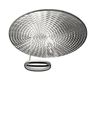 Artemide Wand- und Deckenlampe Droplet Mini Led metallic Ø60 H 34 cm