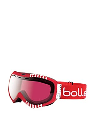 BOLLE Máscara de Esquí Quasar Rojo