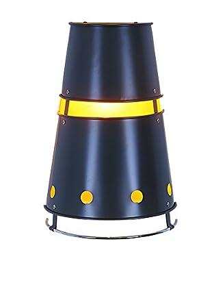 Urban Lights Industrial 1-Light Wall Lamp, Antique