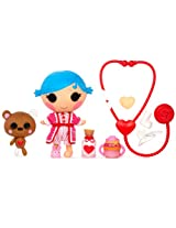 Lalaloopsy Littles Sew Cute Patient , Multi Color