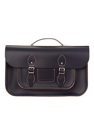 Satchel Bag Bolso Grande (Azul)