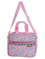 Mee Mee Multifunctional Nursery Bag  (Pink)