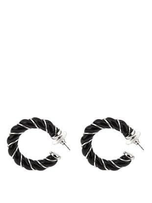 Pertegaz Pendientes Criolla Twister Negro
