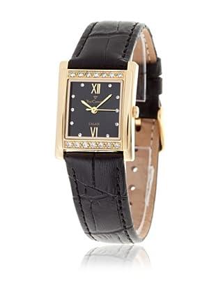 Yves Camani Reloj Calais Negro / Oro