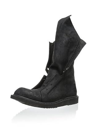 Rick Owens Main Men's Hiking Boot (Black)