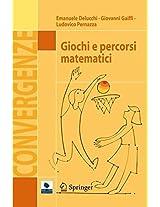 Giochi e percorsi matematici (Convergenze)
